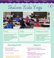 Shalom Kids Yoga | jorystillman.com