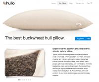 hullopillow.com
